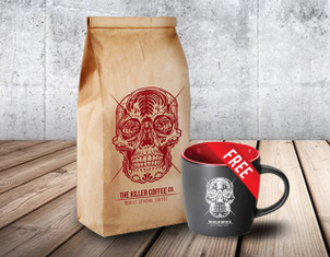 Killer Coffee + FREE Killer Mug