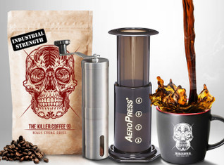 Killer Coffee Starter Pack