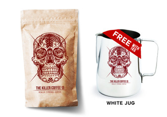 Killer Coffee +  300ml Killer Jug