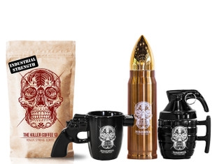 Killer Coffee Arsenal Pack - FREE shipping