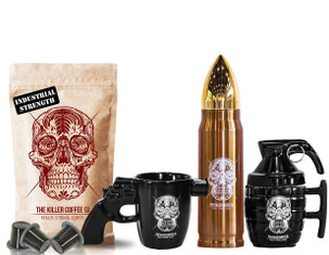 Killer Coffee Arsenal Pack  (Nespresso compatible Capsules) - FREE shipping