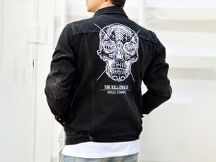 Killer Denim jacket + Free 200g Killer Coffee or 10 Killer Capsules