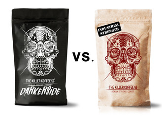 Killer Challenge Pack - Killer Coffee and Darkerside blend