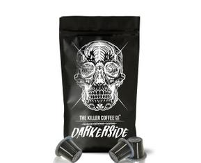 20x  DARKERSIDE Coffee Nespresso compatible Capsules