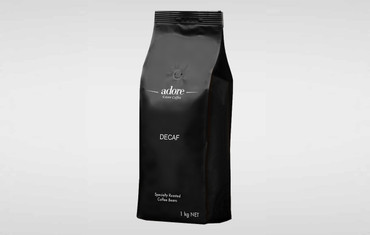 Mountain water Decaf 500g