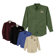 Port Authority Long Sleeve Easy Care