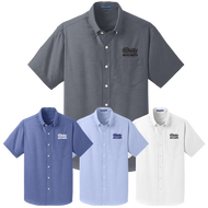 Port Authority Short Sleeve Super Pro Oxford