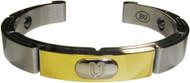 11mm Titan Titanium Magnetic Golf Cuff Bracelets