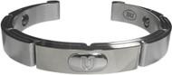 11mm Titan Titanium Magnetic Golf Cuff Bracelet