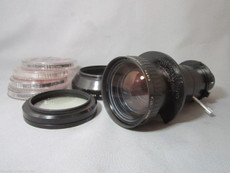 Angenieux H16 RX 2.2 / 12-120mm C-Mount Zoom Lens (No 1168197)