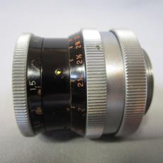 Kern Paillard Pizar DV 1.5/25mm C-Mount Lens (No. 401208)