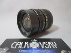 Super-16 Navitar 1.3 / 12.5mm C-Mount Lens