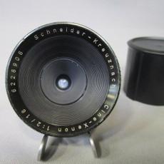 Schneider Cine-Xenon 2/16mm Arriflex Mount Lens (No 6226906)