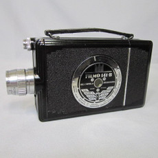 Bell & Howell Filmo 141-B 16mm Movie Camera
