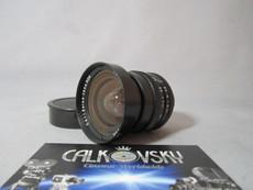 """Super-16 Zeiss 2 / 10mm """"Modified"""" C-Mount Lens (No 12594)"""