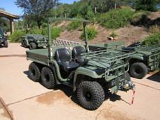 2009 New Build - John Deere A1 Military Gator BIG DIESEL 20.8 HP (280 Hours)