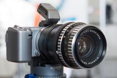 Super-35 Full Frame Speed Zeiss 120mm PL-Mount Lens