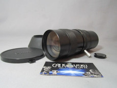 Canon 2 / 17-102mm C-Mount Zoom Lens (No 041184)