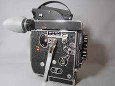 STUNNING Bolex SBM H16 16mm Movie Camera with 13x Viewer (No 303651)