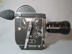 Super-16 Bolex H16 Rex-1 16mm Movie Camera #2