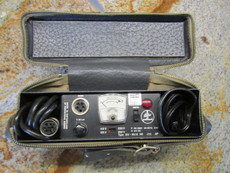 NEW old stock! Swiss Battery Charger for BOLEX H16 16MM MOVIE CAMERA