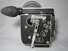 Bolex Rex-4 10x Viewer, PRO-SERVICED, TESTED, READY TO RUN
