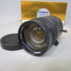 NEW Modified Computar 1.2/12.5-75mm C-Mount Lens - for Digital & TV Cameras