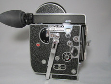 Bolex Rex-4 10x Viewer, PRO-SERVICED, TESTED, READY TO RUN #2