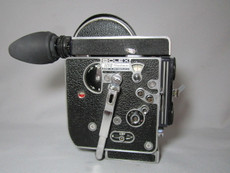Bolex Rex-4 10x Viewer, PRO-SERVICED, TESTED, READY TO RUN #3