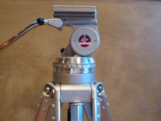 NEW Bolex Aluminum Tripod in Original Box