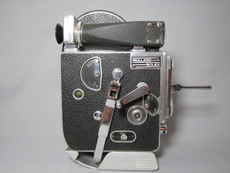Collector's Bolex 6mm Movie Camera - Hand Stamped Serial Number