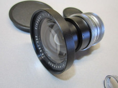 NEW OLD STOCK Super-16 Schneider Cinegon 1.8/10mm C-Mount Lens (No 13861437)