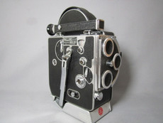 Collector's Bolex 6mm Movie Camera - Hand Stamped Serial Number (No 72329)