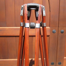 Birns & Sawyer Wood Tripod - Restored!