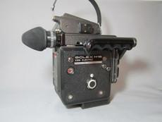 Super-16 Bolex EBM Rex 5 with 13x Viewer