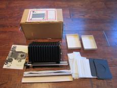 Bolex Matte Box Assembly for 16mm Movie Camera
