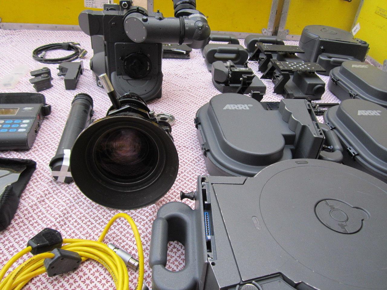 Arriflex Arri 535A Super-35 Movie Camera Package