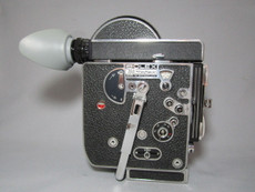 Super Wide UP8 2.8 Cinemascope Bolex REX-4 Movie Camera