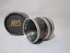 Super-16 EARLY MODEL Kern 1.5/25mm C-mount Lens (No 118395)