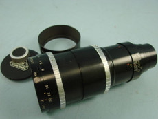 Angenieux Type P4 2.7 / 150mm C-Mount Lens
