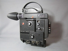LIKE NEW! Super-16 Bolex EL Rex 5 Movie Camera with 13x Viewer