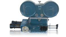 SOLD - Vinten 35mm Hand Crank Movie Camera Package + Dallmeyer Lenses