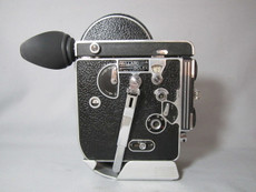 Bolex Rex-1 16mm Movie Camera with 6x Viewer and New Eyepiece