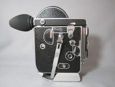 Bolex Rex-1 16mm Movie Camera with 6x Viewer and New Eyepiece