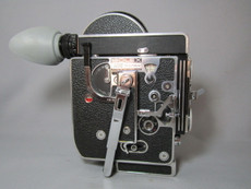 Super-16 Bolex Rex 4 Movie Camera with 10x Viewer - Serviced, Lubed, Tested,  and Ready to Film!