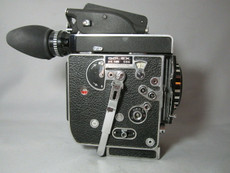 Super-16 13x Viewer Bolex SBM Rex 5 Movie Camera