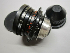 35mm Arri Zeiss Superspeed F1.3 / 50mm PL Mount Lens