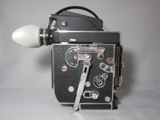 NEW Super-16 - 13X Viewer Bolex Rex-5 H6 16mm Movie Camera