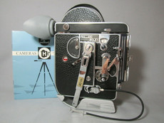 STUNNING Bolex Rex-1 16mm Movie Camera