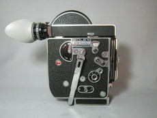 Super-16 13X Viewer Bolex Rex-4 H16 16mm Movie Camera